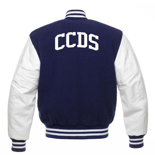 Cincinnati Country Day Varsity Jacket CCDS Option