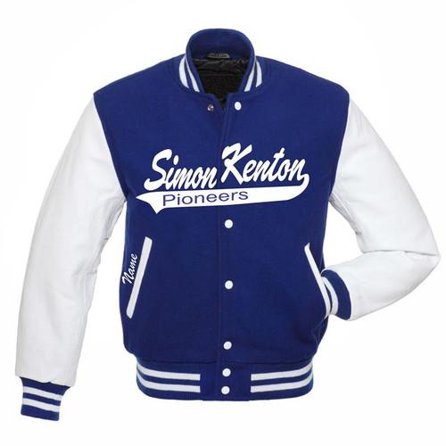 Simon Kenton Varsity Jacket