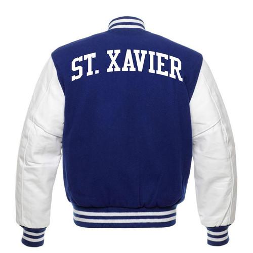 St. Xavier Varsity Jacket