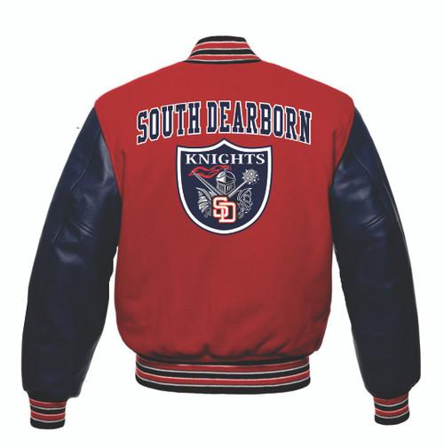 South Dearborn Varsity Jacket