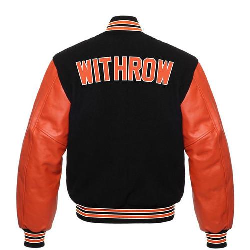 Withrow Varsity Jacket Option 1