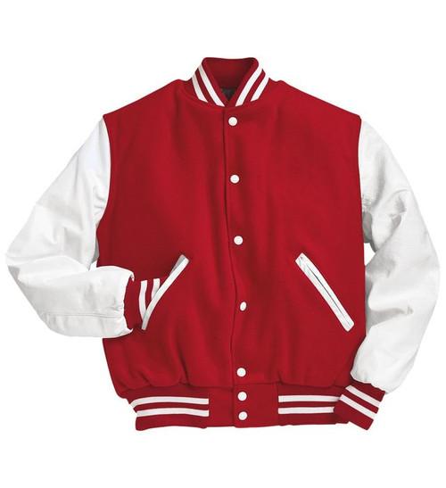 Holloway Tall Varsity Letterman Jacket