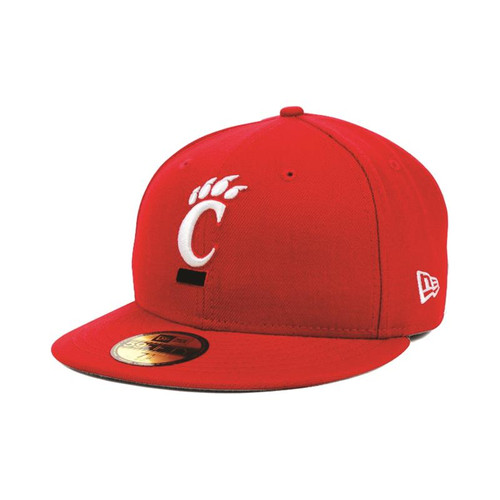 Cincinnati Bearcats New Era Red 59FIFTY Fitted Hat