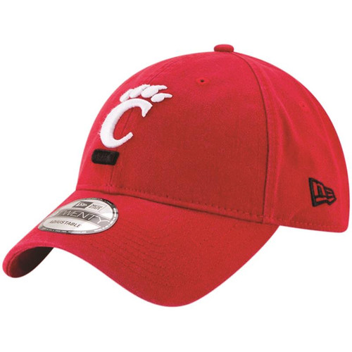 Cincinnati Bearcats New Era Red Basic 9TWENTY Adjustable Hat