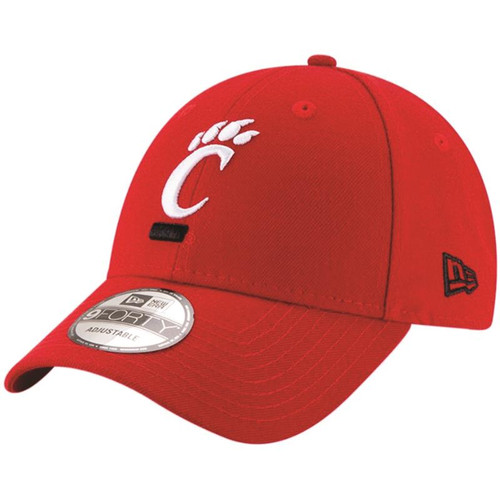 Cincinnati Bearcats New Era Red The League 9FORTY Adjustable Hat