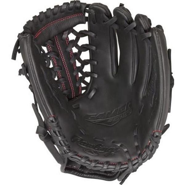 "Rawlings Gamer Series 11.5"" GYPT4-4B Youth Pro Taper Ball Glove"