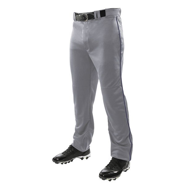 Champro Adult Triple Crown Open Bottom Pant with Piping