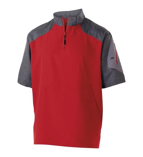 Holloway Raider Short Sleeve Pullover