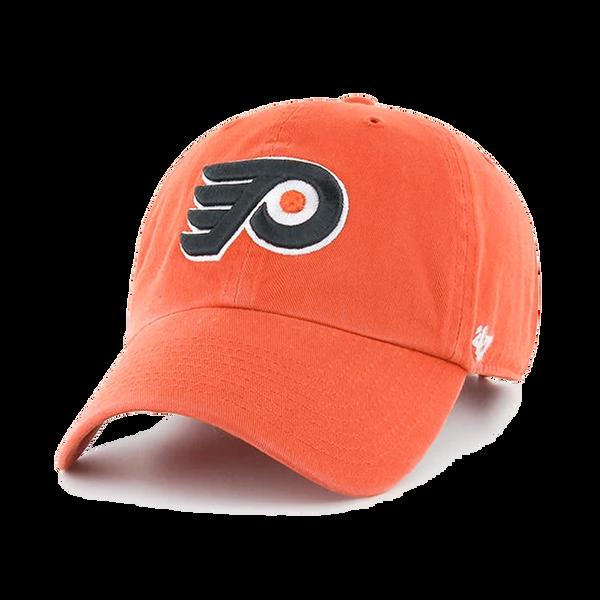 47' Brand Philadelphia Flyers Orange Cleanup Adjustable Hat