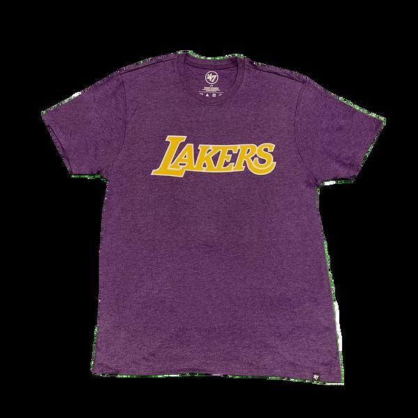 Los Angeles Lakers '47 Brand Club Tee