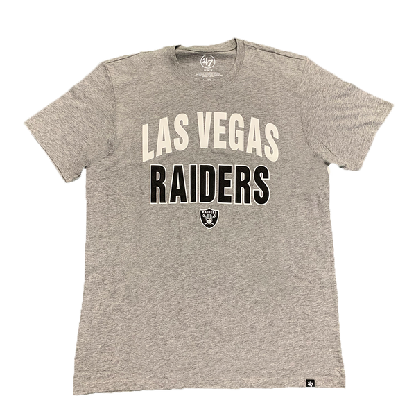 Las Vegas Raiders '47 Brand Club Tee