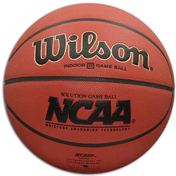 Wilson NCAA Solution Game Ball