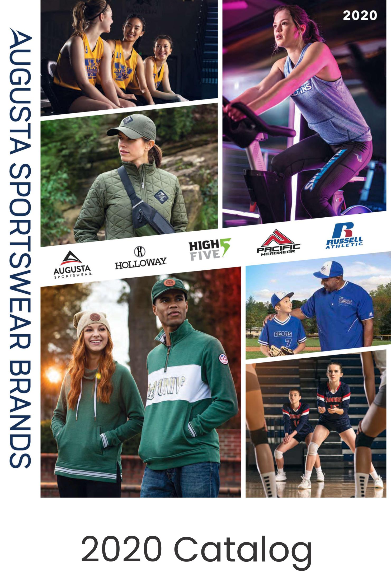 Augusta Sportswear Brands 2020 Catalog