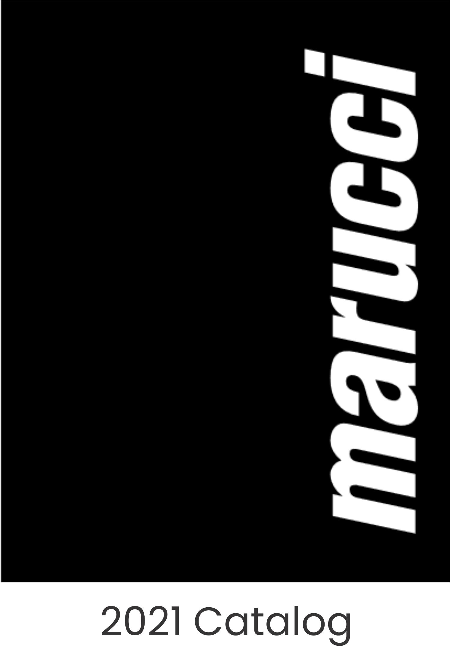 Marucci 2021 Catalog