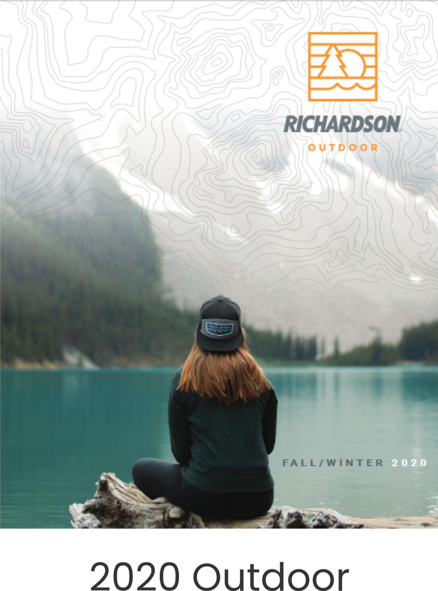 Richardson 2020 Outdoor Catalog