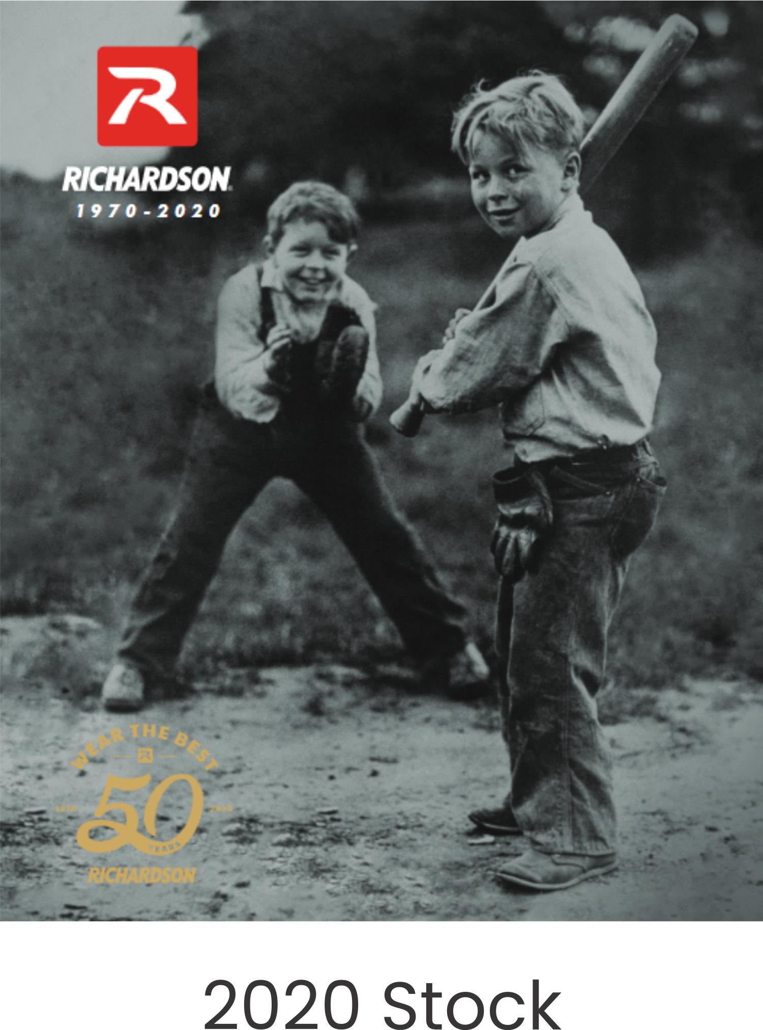 Richardson 2020 Stock Catalog