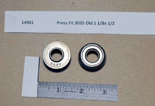 Press Fit 3035 Old 1 1/8x 1/2