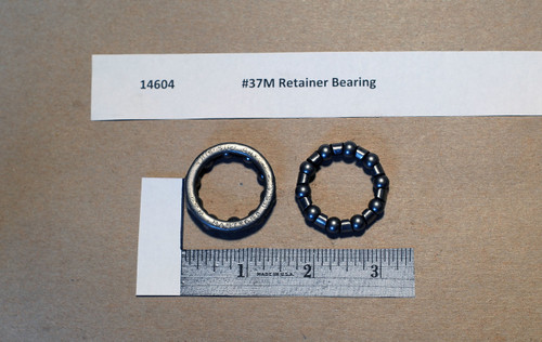 #37M Hartford Retainer Bearing 10 Ball