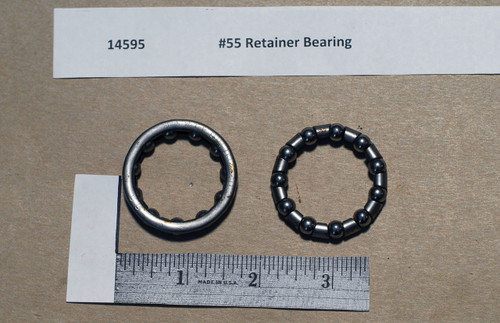 #55 Hartford  Retainer Bearing 11 Ball