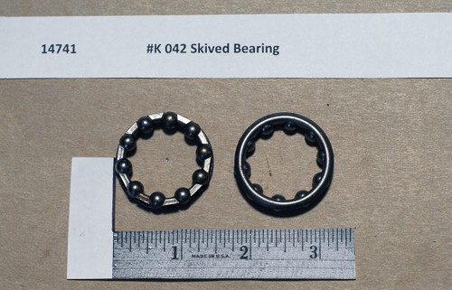 #K 042 Star Skived Bearing 10 Ball