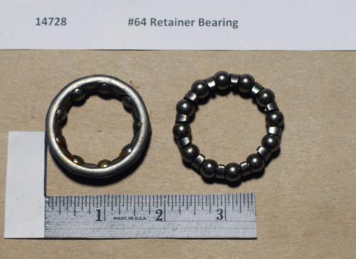 #64 Retainer Bearing 9 Ball