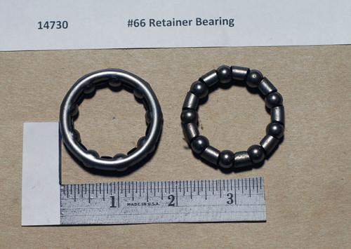 #66 Retainer Bearing 9 Ball