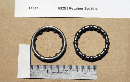 #F 3291 Morrow  Retainer Bearing