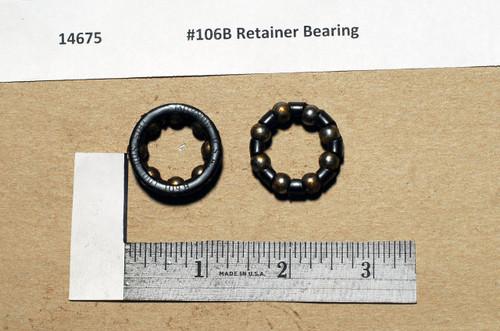 #109B Morrow Retainer Bearing