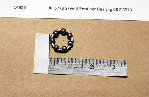 #F 5773 Bendix  Skived Retainer Bearing CB