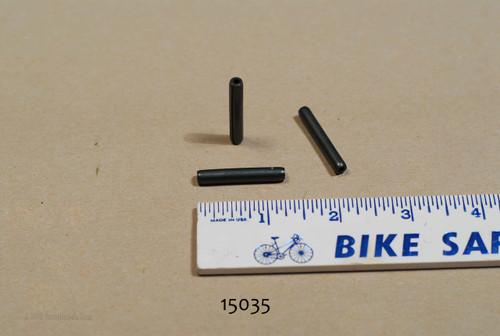 Roll Pin 5mm x 32mm black each