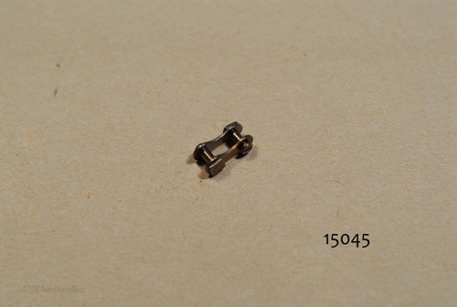 "HKK   Smoker   Replacement link for 1/2 x 3/32""  Brown Screw together  each"
