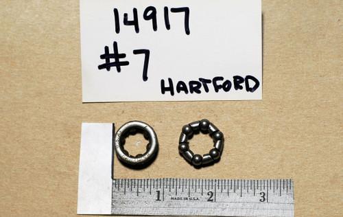#7 Hartford  Retainer Bearings