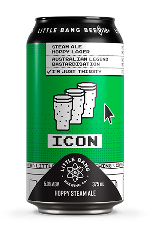 Icon (Hoppy Lager)