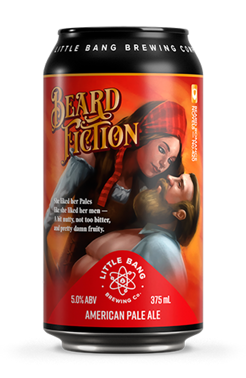 Beard Fiction (American Pale Ale)