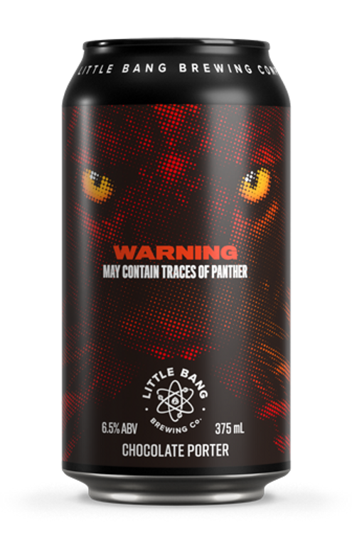 May Contain Traces of Panther (New World Porter)