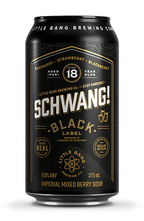 Schwang Black (Imperial Mixed Berry Sour)