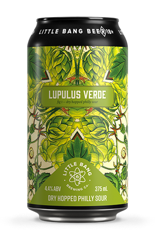 Lupulus Verde (Dry Hopped Philly Sour)
