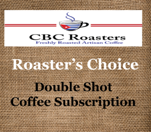 CBC Roaster's Choice Double Shot Coffee Subscription