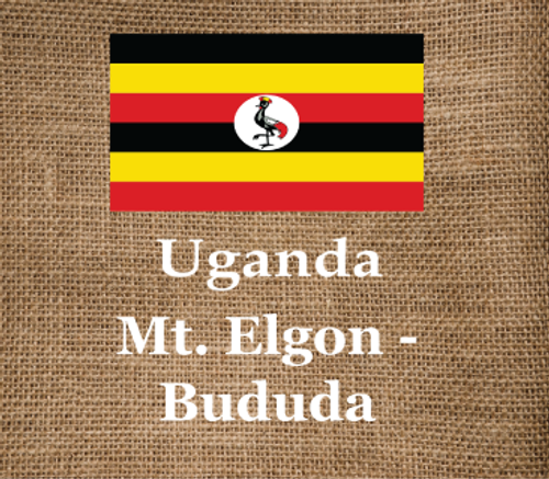 Uganda MT. Elgon - Bududa Cuban Brothers Coffee