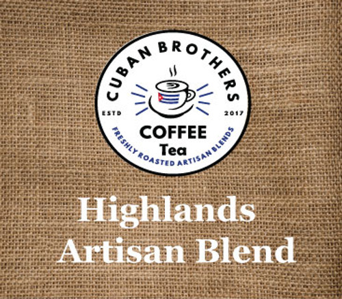 Highland Artisan Blend | Cuban Brothers Coffee