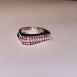 Diamond and Ruby Stacking Rings (3)