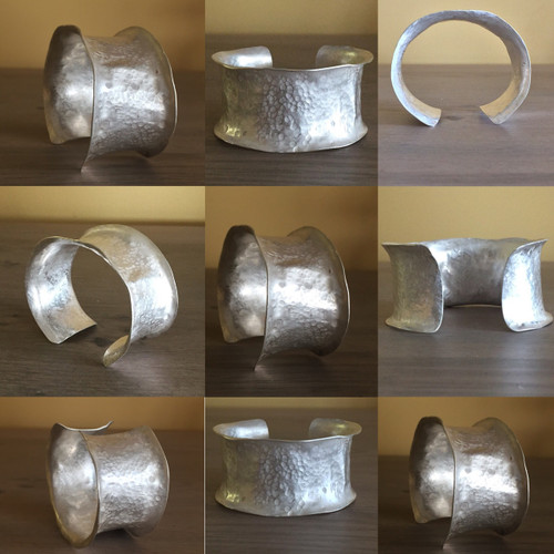 Custom made cuffs and other items