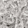 Fire pit /fireplace crystal clear fire glass Elements (10lbs)