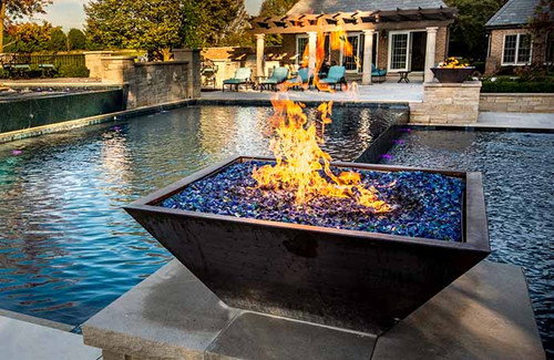Create Your Own Personal Backyard Paradise - With Fire and Water Features