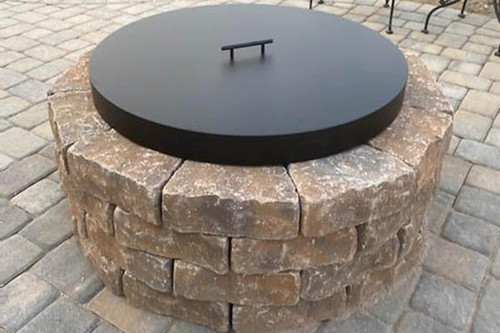 Fire Pit Snuffers vs Lids - Which lid type is right for my fire pit?