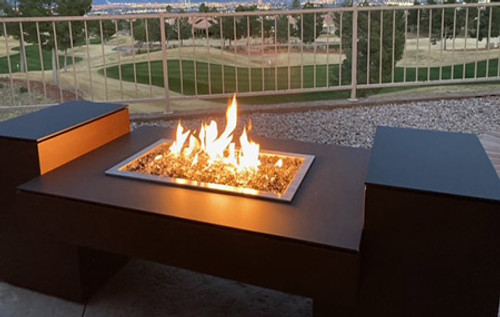 Is a Hidden Propane Tank Fire Pit Right for You?