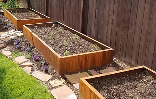 Introducing Bottomless Raised Planter Beds Yard Couture