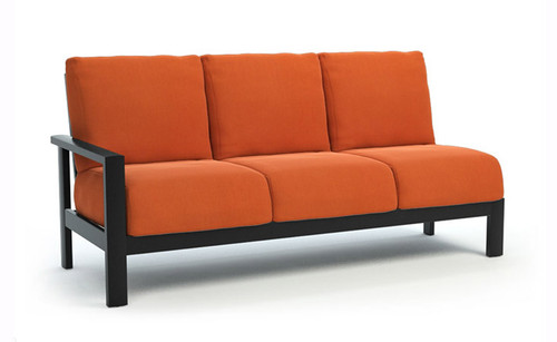 Homecrest_Elements_Modular_Right_Arm_Sofa_Outdoor_Seating_Canvas_Rust_Onyx_Black