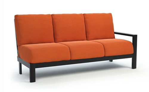 Homecrest_Elements_Modular_Left_Arm_Sofa_Outdoor_Seating_Canvas_Rust_Onyx_Black