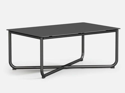 Infiniti Aluminum Coffee Table | HomeCrest